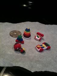 Tiny tot toys