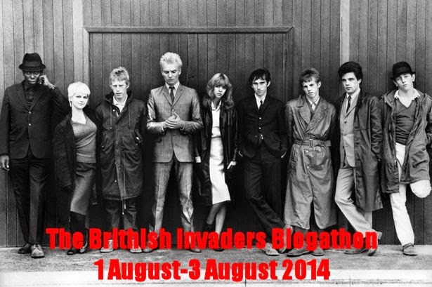 The British Invaders Blogathon