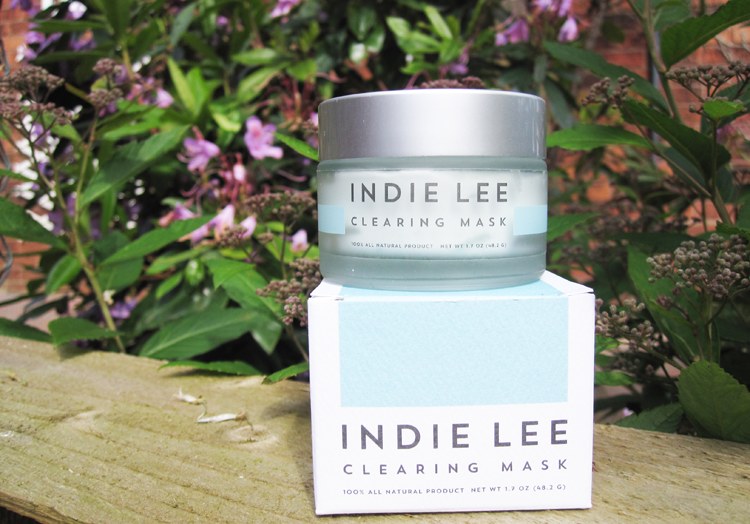 A picture of Indie Lee Clearing Mask