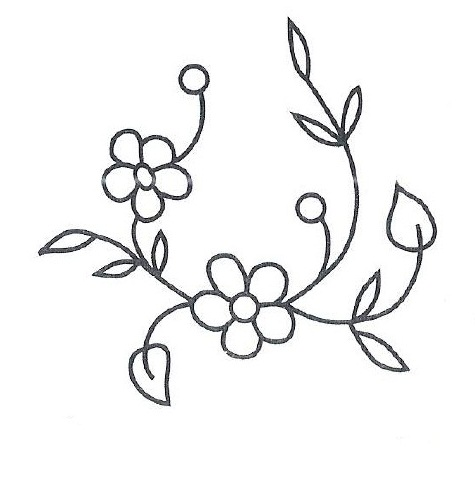 Royces hub free embroidery pattern shadow work if you wish to practice shadow embroidery and are looking for a simple design this one is for you this design can be used as single motif on handkerchief dt1010fo
