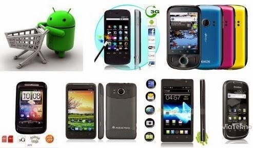 Daftar Harga HP Android Murah Terbaru Juni 2014