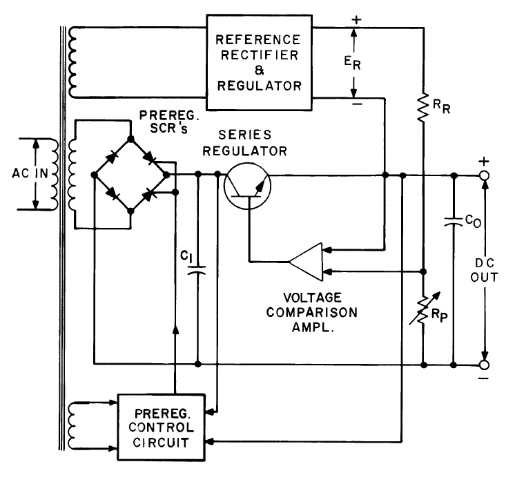 Watt s Up More on Early Power Supply Preregulator Circuits