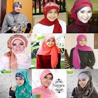 gambar/foto model jilbab modern Dan Pilihan