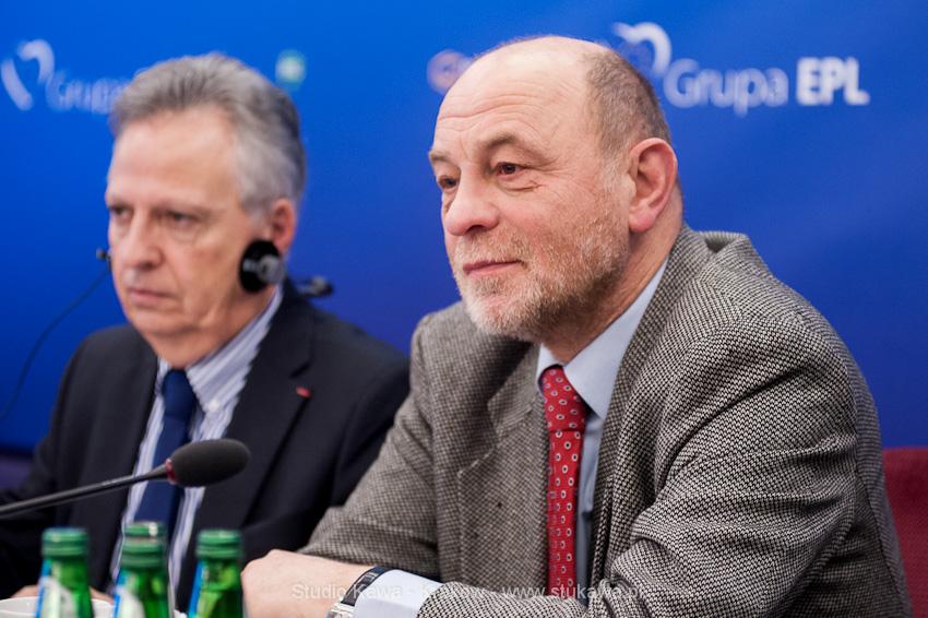Konferencja EPP/EPL w Krakowie. Event, obsluga fotograficzna, nz. Boguslaw Sonik