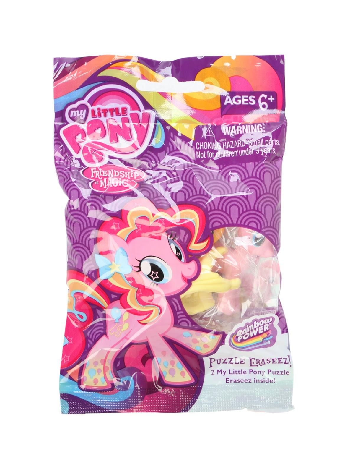 Perfect My Little Pony Puzzle Eraseez Blind Bag