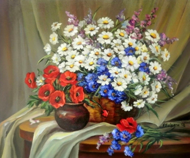 pintura-flores-azules