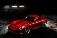 2013 SRT Dodge Viper front side