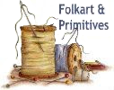 Folkart and Primitives on Etsy