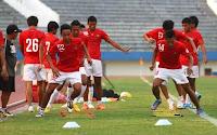 Jadwal TV Siaran Langsung Timnas Indonesia U-23 Vs Jakarta All Star