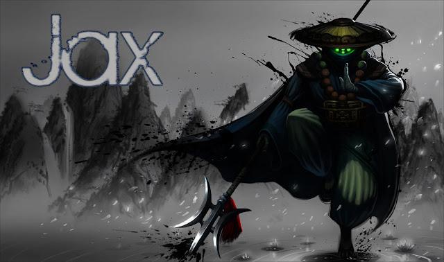 Tướng khắc chế Jax và cách khắc chế Jax