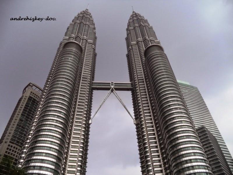 Petronas Twin Tower, KLCC, Kuala Lumpur, Malaysia