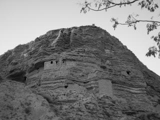 Primitivo convento de Capuchinos de Calatayud