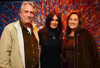Helio Campos Mello, Taisa Nasser, Patricia Rousseaux