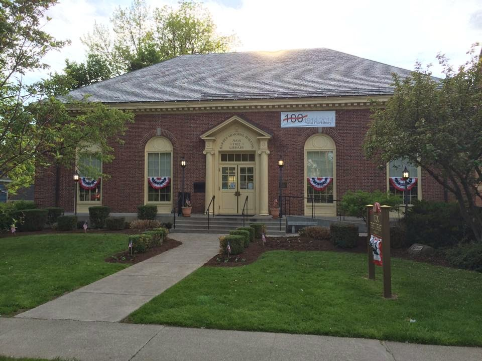 Avon Free Library 100 Years