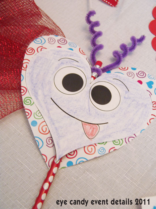 Toddler Classroom Valentine Ideas ~ Eye candy creative studio part kids easy classroom