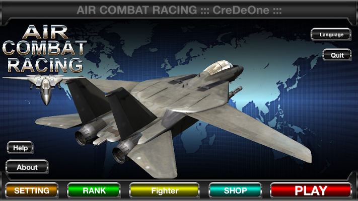 Air Combat Racing Gameplay Android