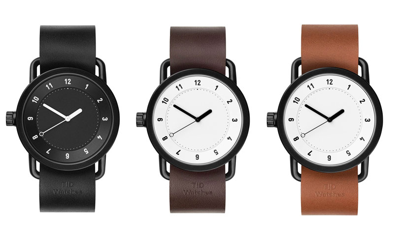 TID No. 1 Watches