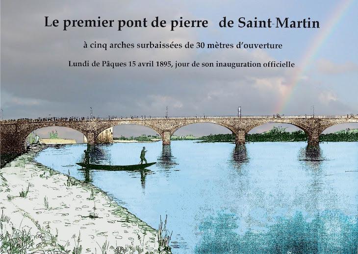 IL ETAIT PAS CLASSE LE PONT DE ST MARTIN AU DEBUT DU SIECLE ?