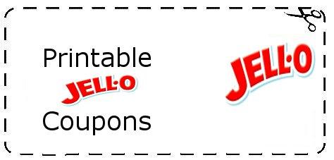 Printable Grocery Coupons Jello Pudding Coupons
