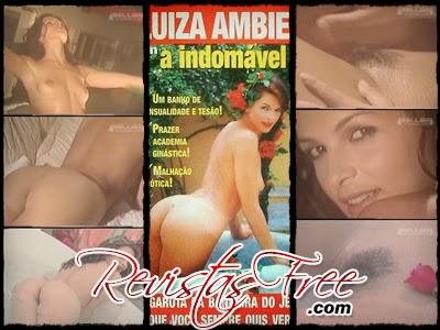 Luiza Ambiel Sexy Especial com VHS