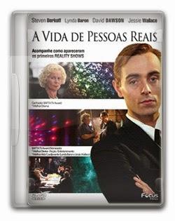 A Vida de Pessoas Reais    DVDRip AVI Dual Áudio + RMVB dublado
