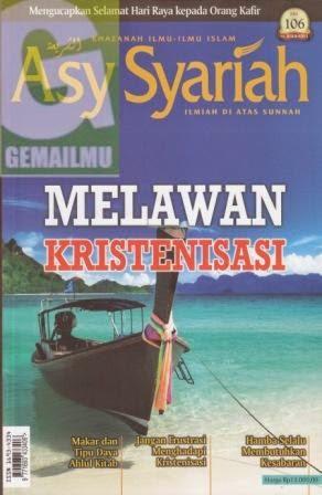 Majalah Asy-Syariah Edisi 106 Vol.IX 1436H-2015 dan Sakinah