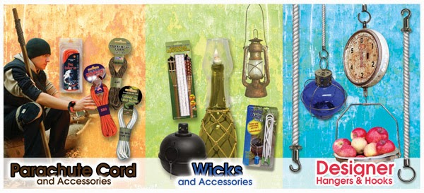 New featured items at the National Hardware Show - Booth 12700