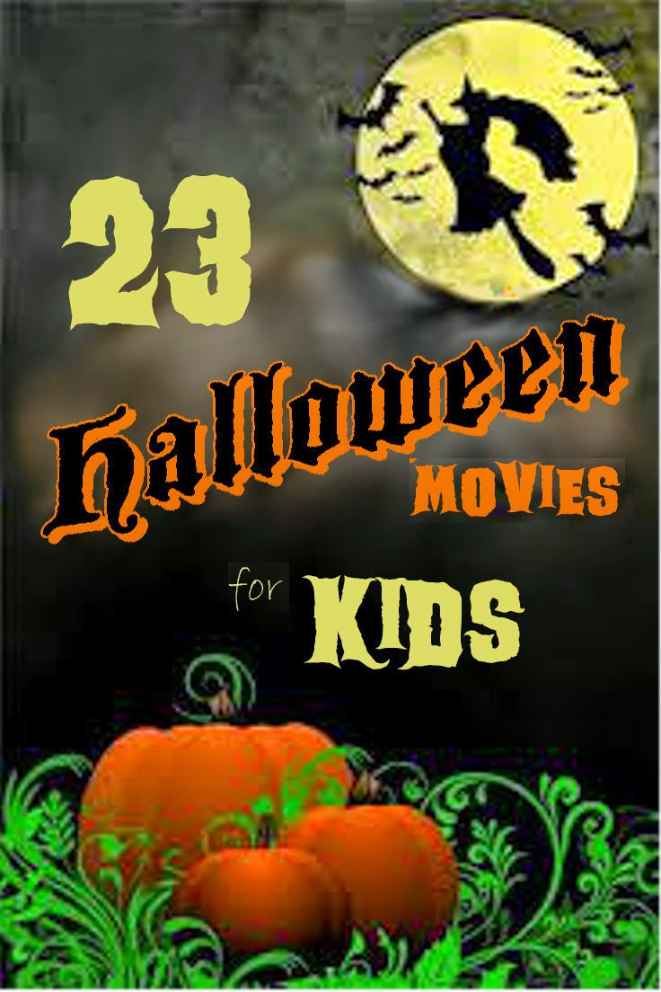Fluster Buster 23 Halloween Movies For Kids