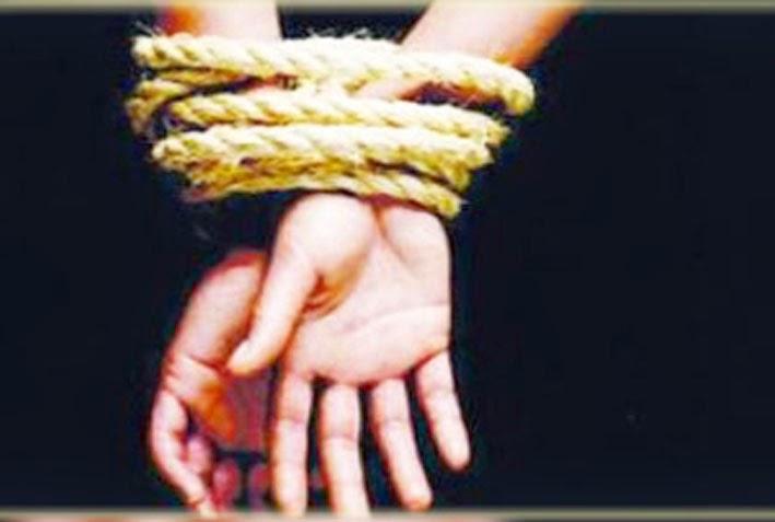 يختطفون شخصا ويطالبون بفدية قدرها 10 آلاف دينار