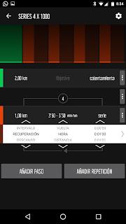Suunto Movescount app Android
