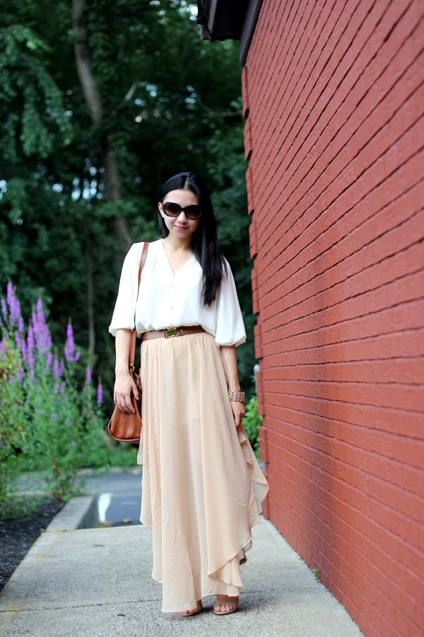 Summer Essentials: Flowy Maxi Skirts
