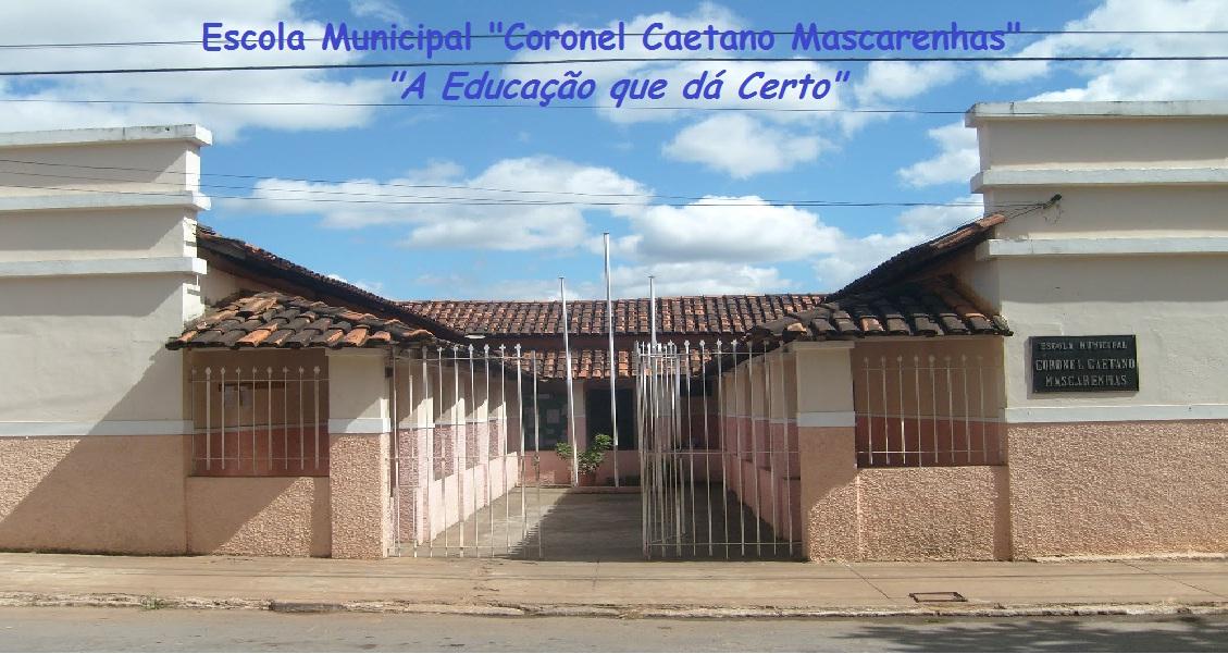 E.M. Coronel Caetano Mascarenhas