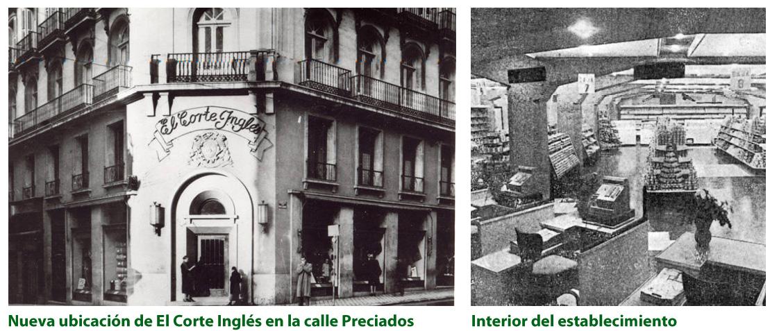 Empresas la historia de el corte ingl s el apasionante for Corte ingles preciados