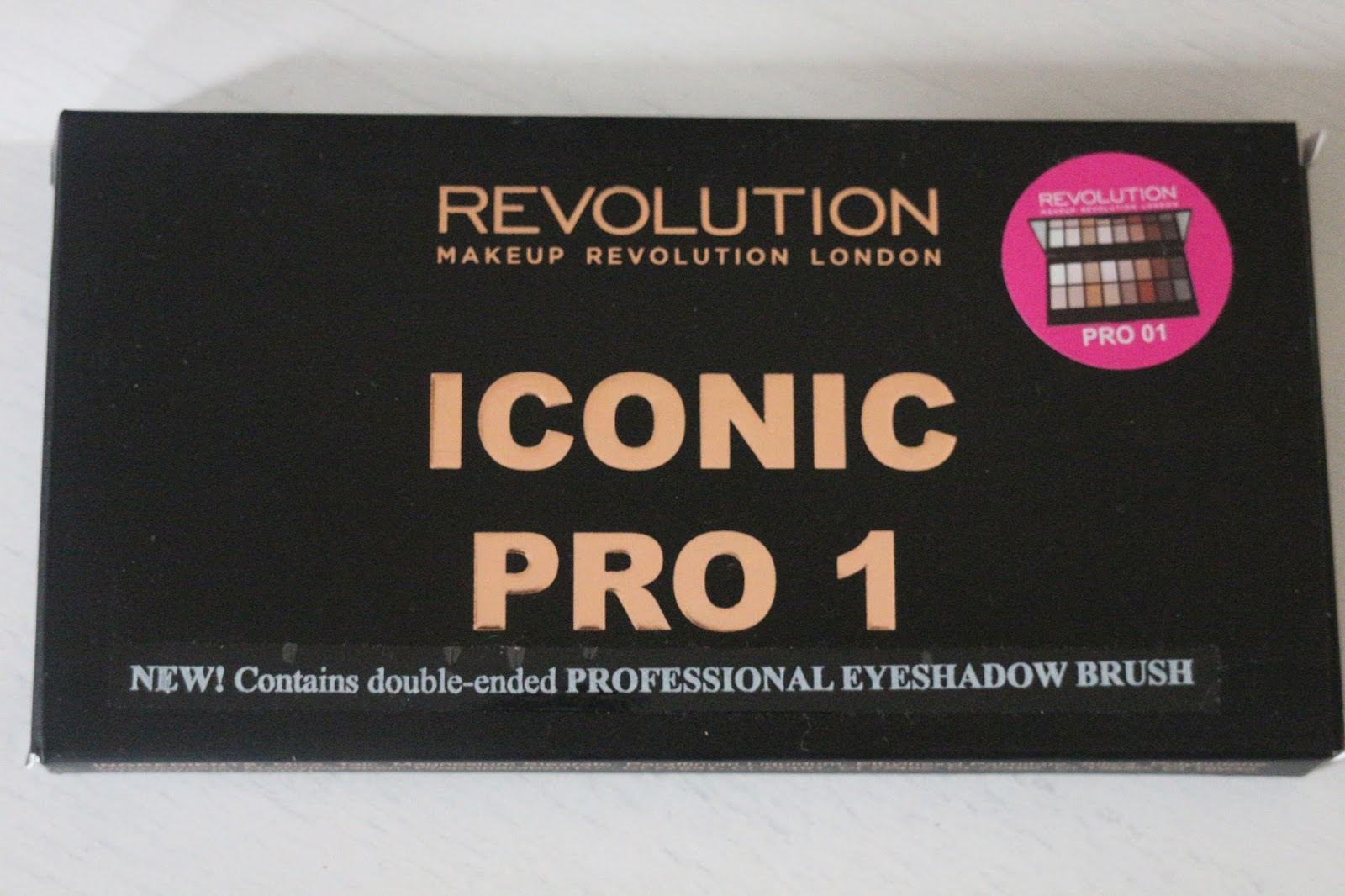 Makeup Revolution Iconic Pro One Palette