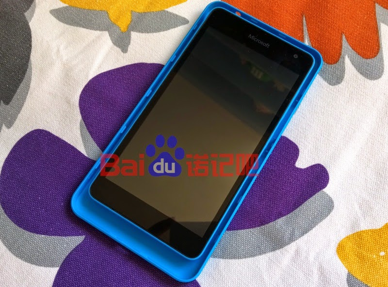 Lumia 1330 leaked pictures