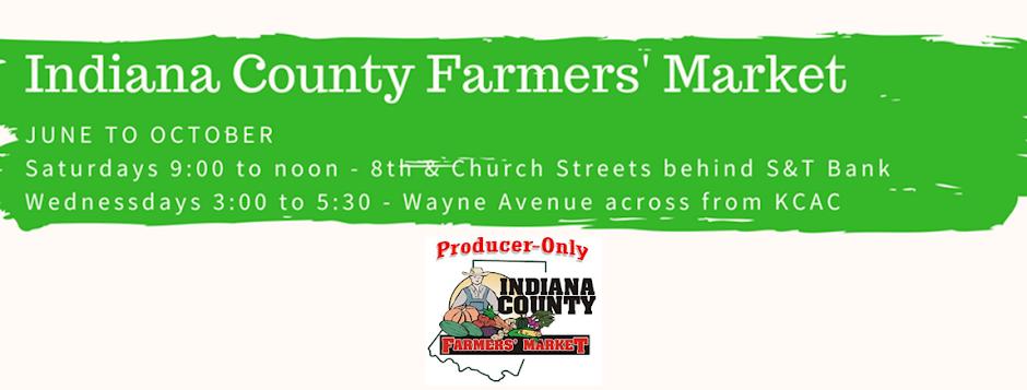 Indiana County Farmers' Market