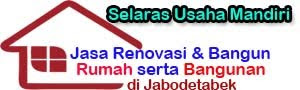 Jasa | Arsitek | Kontraktor | Renovasi | Bangun | Bangunan | Rumah di Jabodetabek