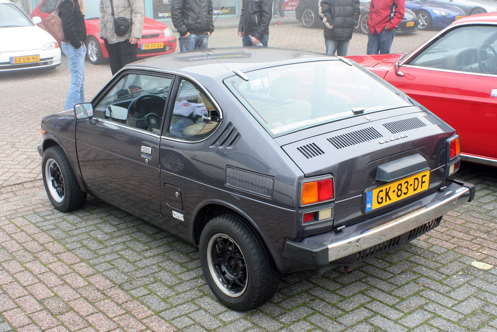 Suzuki SC100, Whizzkid, klasyczne małe samochody, auta z lat 80