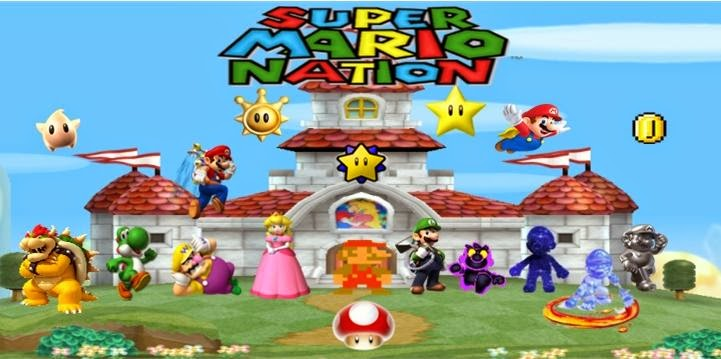 Super Mario Nation