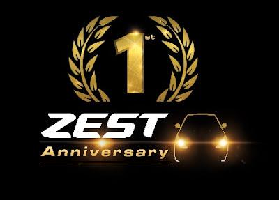 Tata Zest Anniversary Edition