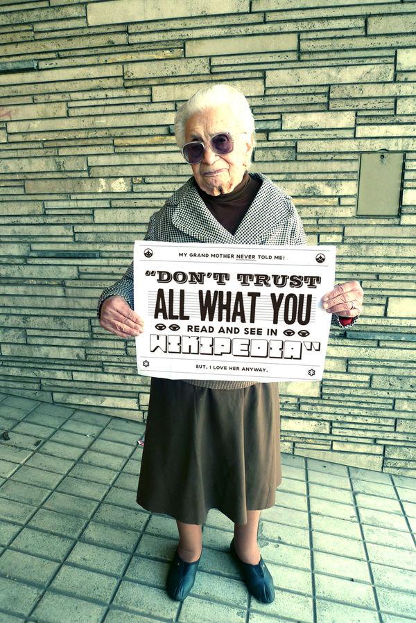 Consejos que no me dio mi abuela - Chacho Puebla