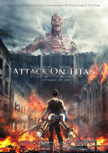 Attack on Titan (2013– ) ταινιες online seires xrysoi greek subs