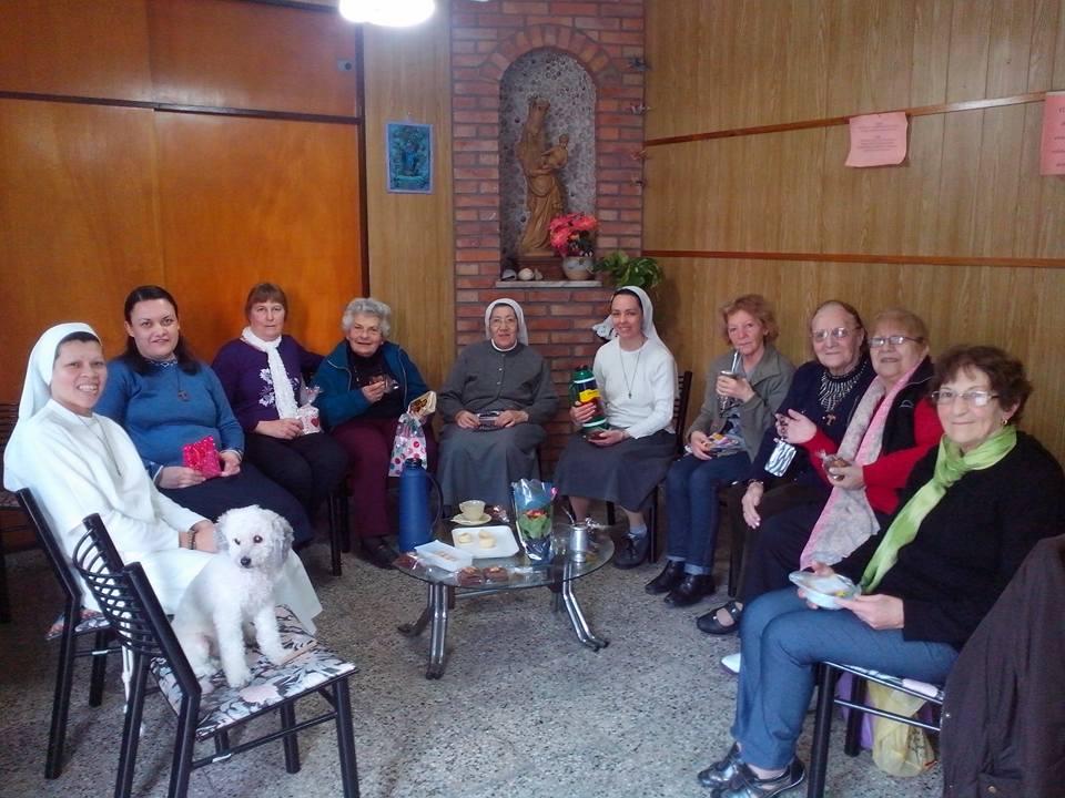 Hermanas Franciscanas de la Caridad Cristiana: agosto 2009