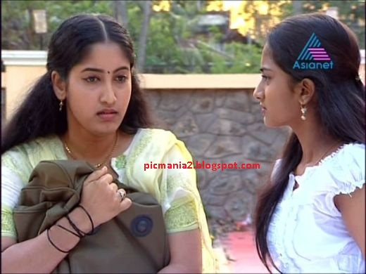 Serial actor sreekala sasidharan with namitha hot pic
