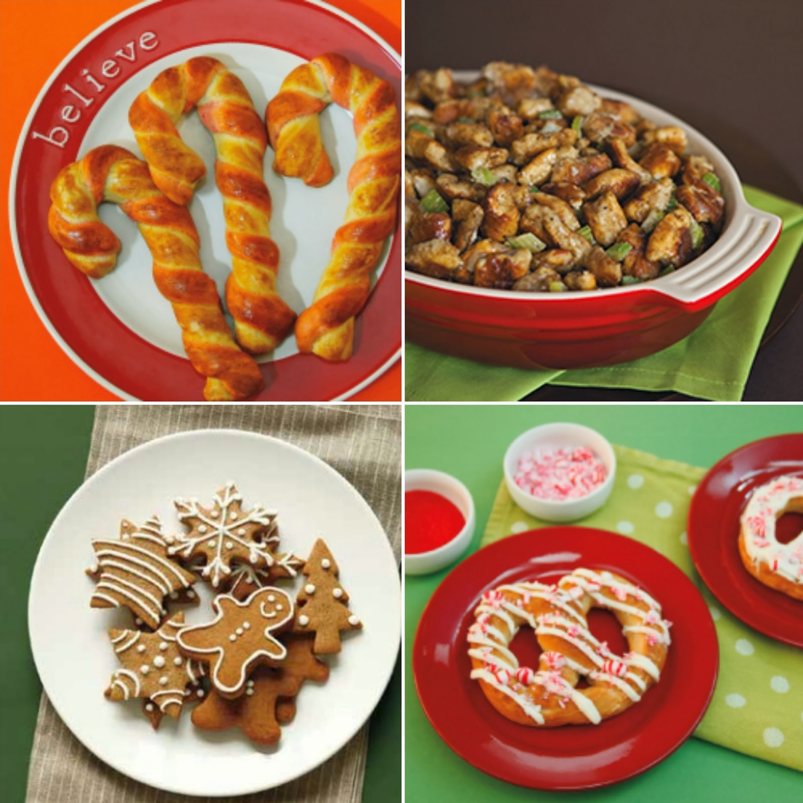 Auntie Anne's holiday recipes