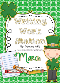 Writing Work Stations