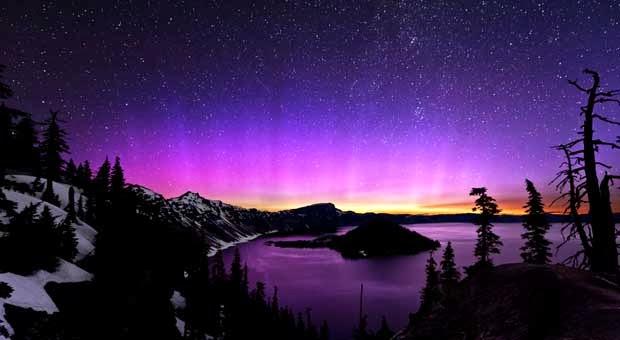 5 Negara Dengan Aurora Terindah di Dunia