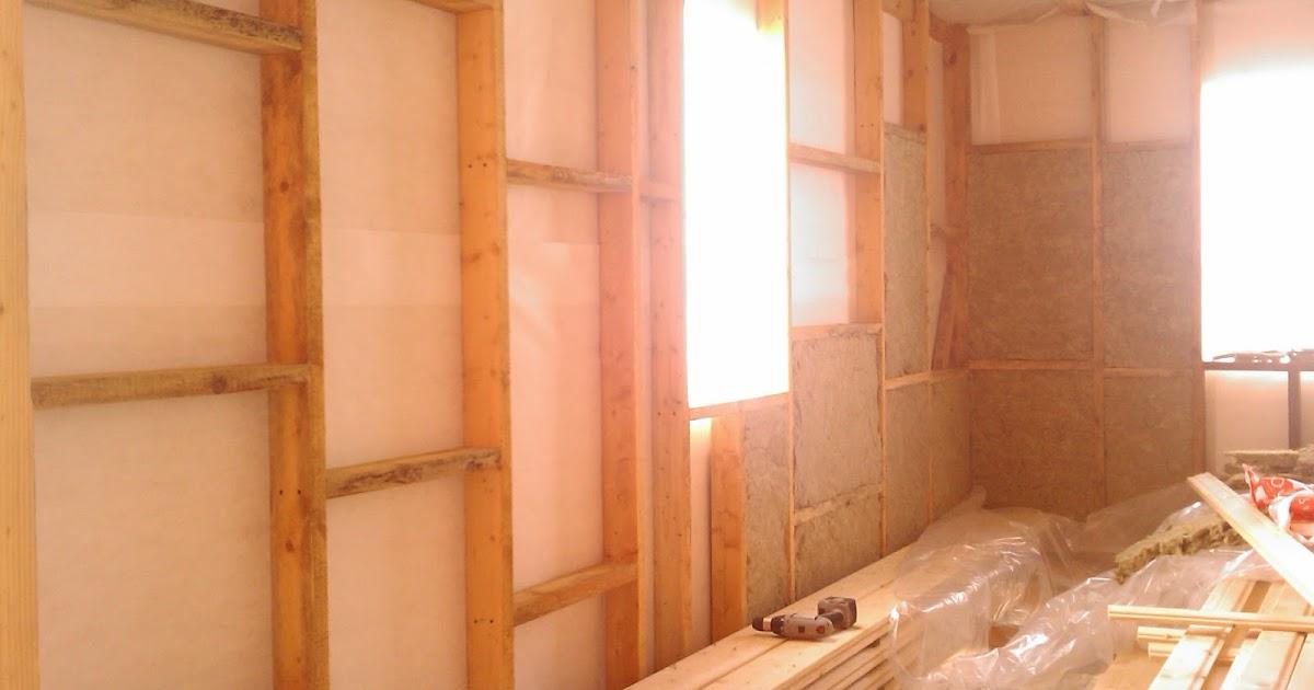 Ремонт стен в старом деревянном доме своими руками: фото