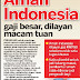 Gaji Minimum Amah Indon RM 700 ... IDEA TERBAIK SIAPA INI ?