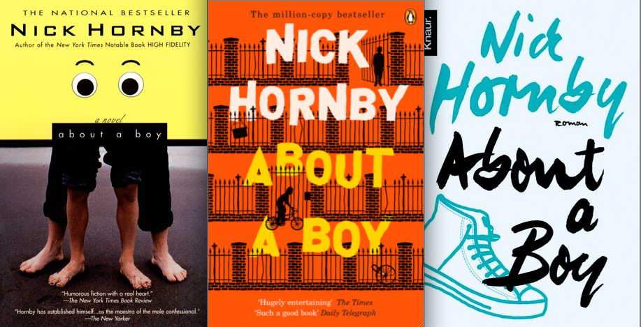 nick hornby about a boy About a boy by hornby, nick and a great selection of similar used, new and collectible books available now at abebookscom.